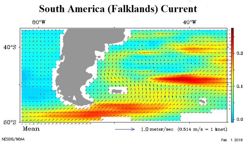 Ocean Currents Ocean Pro Weather Gulf Stream Current